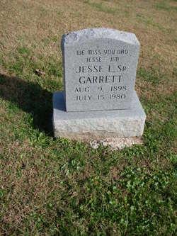 Jesse L Garrett Sr.