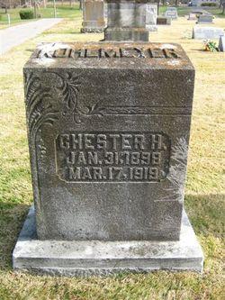 Chester H. Kohlmeyer