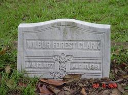 Wilbur Forest Clark