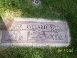 Lucile <I>Clark</I> Ballard