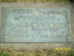 Charles Edwin Forbes