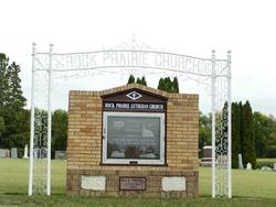 Rock Prairie Cemetery