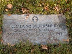 Romanzo J Ashley