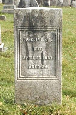 Cornelia F Cook