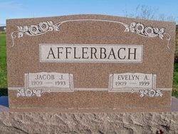 Evelyn A. <I>Schaeffer</I> Afflerbach