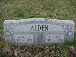 Merle John Alden