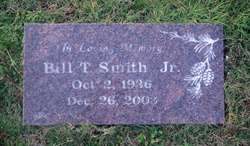 """Willie Travis """"Bill"""" Smith, Jr"""
