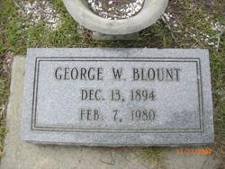George Washington Blount