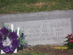 Refugia <I>Urbenia</I> Saldana