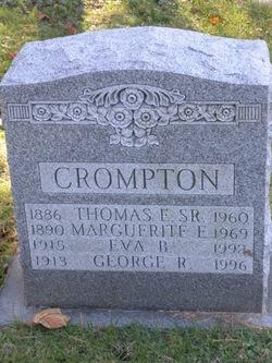 George Robert Crompton