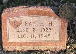 Raymond Herman Henry Otto