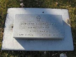 Dorothy Arlene <I>Coons</I> Hyatt