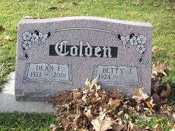 Betty J Colden