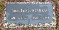 Cherie Lynn <I>Luke</I> Ashburn