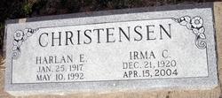 Irma C. <I>Nelson</I> Christensen