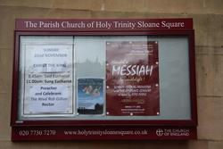 Holy Trinity Sloane Square Churchyard