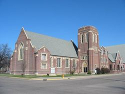Trinity United Methodist Church Columbarium