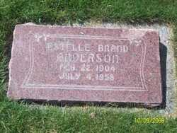 Estelle B Anderson