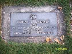 John Lawrence Johansen