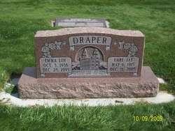 Emma Loy <I>Draper</I> Draper