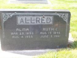 Ruth <I>Coates</I> Allred