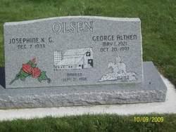 George Althen Olsen