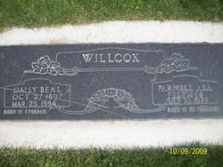 Daisy Beal Willcox