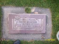 Amasa Maxfield Aldrich