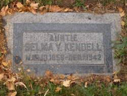 Selma <I>Youngberg</I> Kendell