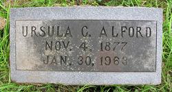 Ursula <I>Culbertson</I> Alford