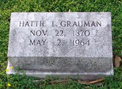 Hattie <I>Lazarus</I> Grauman