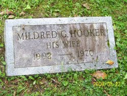 Mildred Grace <I>Hooker</I> Black