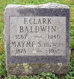 Mayme <I>Swallow</I> Baldwin