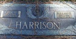 Lilla U. <I>Williams</I> Harrison