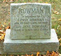 Ida Jane <I>Roesgen</I> Bowman