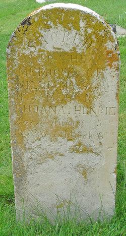 William Henrie
