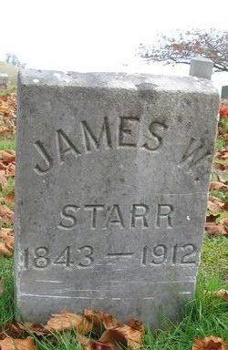 James Wyatt Starr