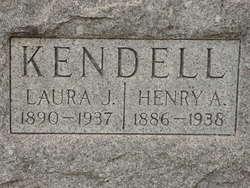 Laura Jeannette <I>Wright</I> Kendell