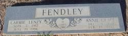 "Annie Grace ""Grace"" <I>Stephenson</I> Fendley"