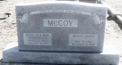 Edna Lila Mae <I>Stephenson</I> McCoy