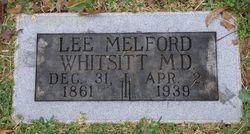 Dr Lee Melford Whitsitt