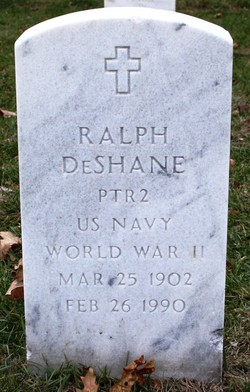 Ralph M Deshane
