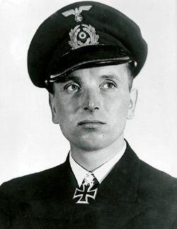 """Otto Wilhelm August """"Silent Otto"""" Kretschmer"""