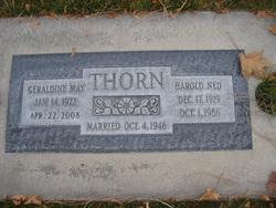 Harold Ned Thorn