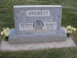 Bud Weight Averett