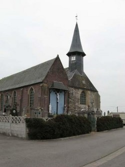Oost-Cappel Churchyard