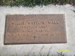 Willis Weston Wall