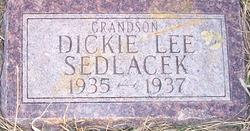 Dickie Lee Sedlacek