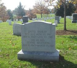 Pvt David Parker