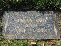 Lorena <I>Carnahan</I> Knox